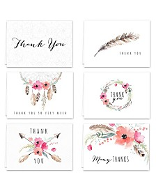 Boho Spirit Note Cards Assortment