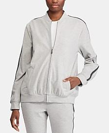 Lauren Ralph Lauren Petite Bomber Jacket