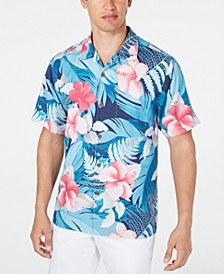 Men's Hibiscus Shirt