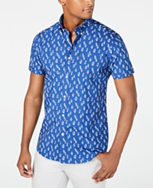 Barbour Men's Sailboat Shirt