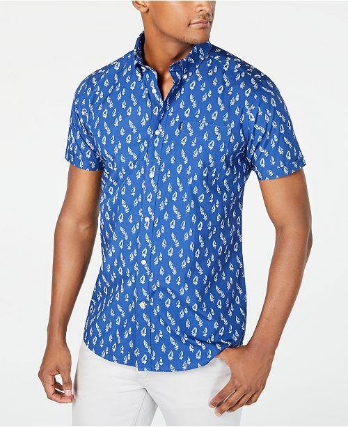 Barbour Men's Sailboat Shirt