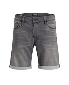 Jack & Jones Men's Rick Denim Shorts