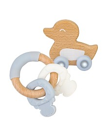 Kalencom Duck and Key Teether