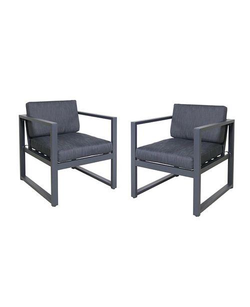 Noble House Navan Outdoor Club Chair