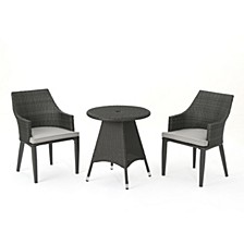 Hillhurst Outdoor Seating Set
