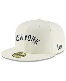 New Era New York Yankees Vintage World Series Patch 59FIFTY Cap