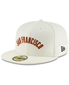 New Era San Francisco Giants Vintage World Series Patch 59FIFTY Cap