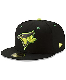 New Era Toronto Blue Jays Night Moves 59FIFTY Fitted Cap