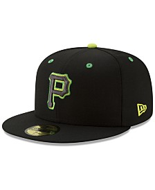 New Era Pittsburgh Pirates Night Moves 59FIFTY Fitted Cap