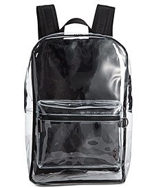 Men's Clear Backpack