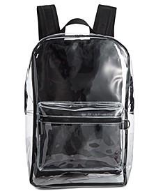 Men's Clear Backpack