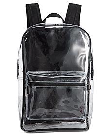 Steve Madden Men's Clear Backpack