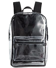 Steve Madden Men's Clear Backpack