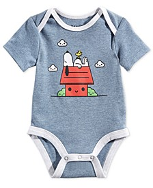 Collection Baby Boys Snoopy Graphic Bodysuit