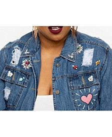 Fresh In Denim Jacket