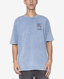 Men's Cotton Drop-Shoulder Graphic T-Shirt