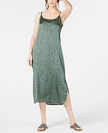 Organic Printed Cami Dress