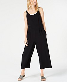 Wide-Leg Jumpsuit, Regular & Petite