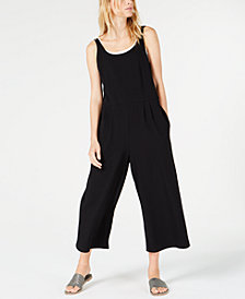 Eileen Fisher Wide-Leg Jumpsuit, Regular & Petite