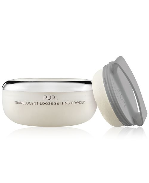 PUR 4-In-1 Translucent Loose Setting Powder