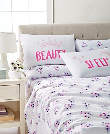 Expressions Wrinkle-Free Printed Sheet Set Collection