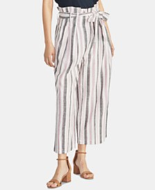 RACHEL Rachel Roy Paperbag Pants