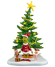 Department 56 Grinch Village Welcome Christmas, Christmas Day Collectible Figurine