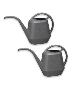 Bloem Aqua Rite 144 Oz Watering Can, 2 Pack