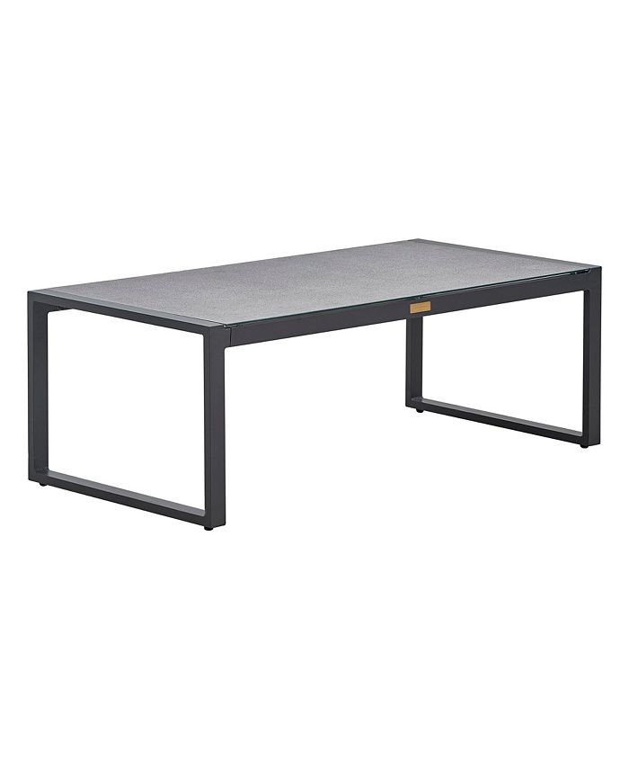 Tommy Hilfiger - Hampton Outdoor Coffee Table, Quick Ship
