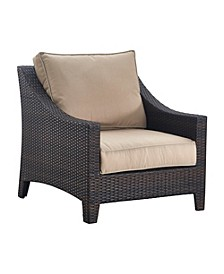 Tahoe Outdoor Arm Chair, Quick Ship