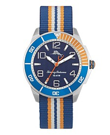 Tommy Bahama Surfline Silicone Watch