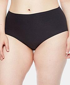 Chantelle Women's Plus Size Soft Stretch One Size Full Brief Underwear 1137, Online Only