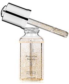 Precious Metals Shimmering Dry Oil Elixir
