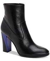 8504e17e17 Calvin Klein Women's Canela Booties