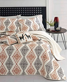 Cusco  Quilt Set, Full/Queen