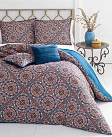 Sitka Suzani Comforter Bonus Set, Full/Queen