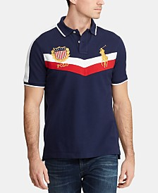 Polo Ralph Lauren Men's Graphic Polo
