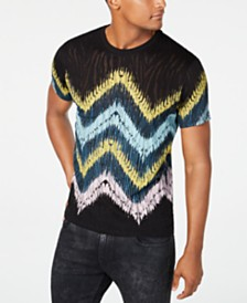 GUESS Men's Animal Graphic T-Shirt