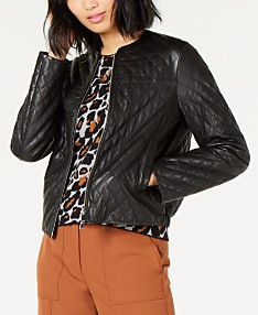 b81823cde Bomber Jackets for Women - Macy's