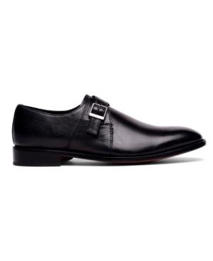 Roosevelt Single Monk Strap Men's Shoes