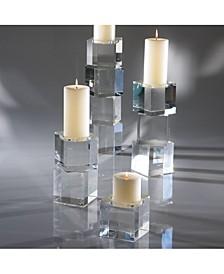 Escalier Pillar Candleholder Small