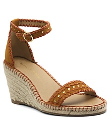 Charming Espadrille Wedge Sandal