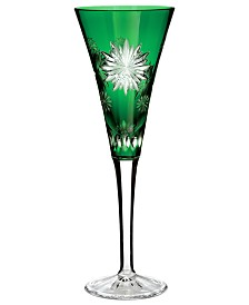 Waterford Flute, Snowflake Wishes for Courage Prestige Edition