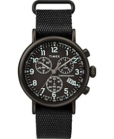 Standard Chronograph 41mm Fabric Strap Watch