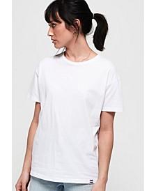 Minimal Logo Tonal Embroidered Portland T-Shirt