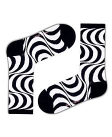 Women's Socks - Hypnotic Lines