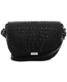 Brahmin Ella Melbourne Leather Crossbody