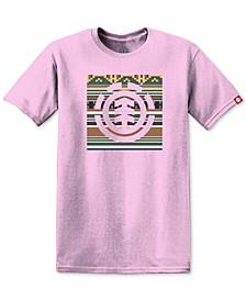 Men's Indiana Logo Block T-Shirt