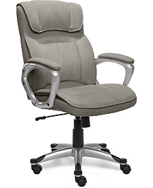 Serta Executive Office Chair, Quick Ship