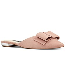 Fia Slip-On Evening Flats